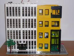 Lego Office Lego Office Building Flickr