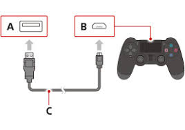 connecting and installing playstation 4 user u0027s guide