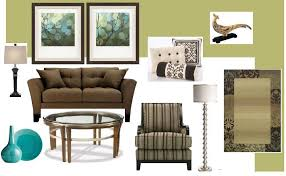 green and brown living room accessories u2013 modern house