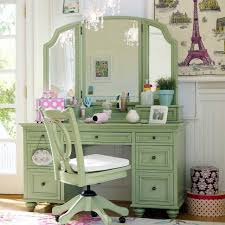 Glass Vanity Table With Mirror Bedroom Furniture Sets Glass Vanity Table Simple Vanity Desk