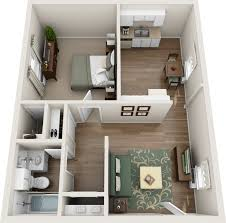 one bedroom townhomes single bedroom home plans 1 bed apartment plans 1 bhk interior