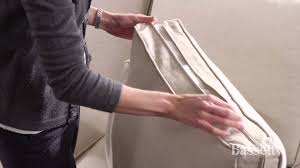 How To Fix Sofa Cushions How To Flip And Fluff Your Sofa Cushions By Bassett Furniture