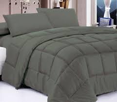 100 home design down alternative color full queen comforter