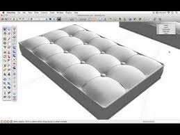 tutorial sketchup autocad we use the soap skin bubble sketchup extension to model a chair