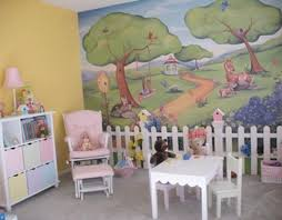 Kids Room Wall Murals  Theme Wallpaper - Kid room wallpaper