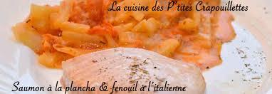 comment cuisiner la fenouil saumon à la plancha fenouil à l italienne la cuisine des p tites