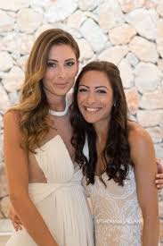 wedding hairstyle santorini hairdresser wedding hairstyles