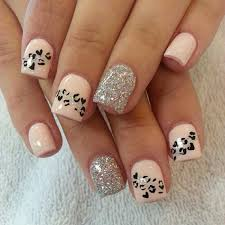 Nail Designs Cheetah 50 Cheetah Nail Designs And Design
