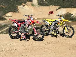 motocross bike security jay clark u0027s dirt bike winter spring report