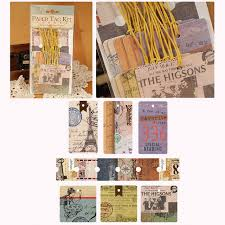 vintage gift wrap retro tags paper tag kit vintage gift tags to gift wrap
