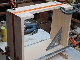 building a guitar cabinet tweed deluxe cabinet construction trabantland