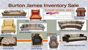 Burton James Sofa Discount Furniture Outlet North Carolina Furniture Hickory