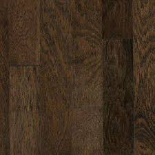 hickory distressed rustic engineered hardwood wood