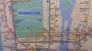 Mta New York Map by Mta December 2016 Subway Map Featuring The Second Avenue Subway