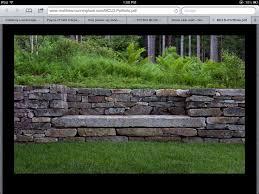 Bench Built Into Wall 70 Best Sandstone Walls Images On Pinterest Sydney Garden Walls