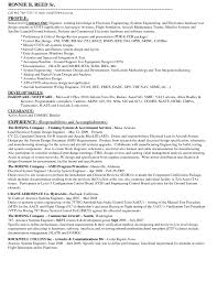 Cover Letter For Electrical Engineer Electrical Resumes Resume Cv Cover Letter