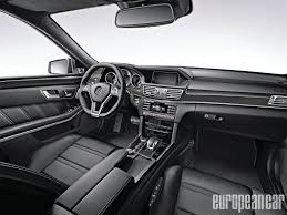 mercedes benz silver lightning interior 2014 mercedes benz e63 amg 4matic european car magazine
