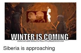 Meme Generator Game - winter is coming download meme generator from httpmemecrunchcom