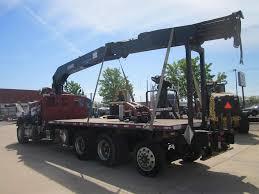 kenworth t800 dump truck 2013 kenworth t800 crane truck for sale 93 382 miles wyoming