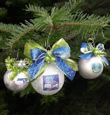 seattle seahawks ornament wreath my pieces