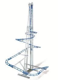 eitech run n roll marble roller coaster diy