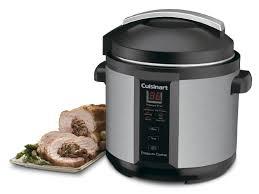 best black friday online deals for pressure cookers amazon com cuisinart epc 1200pc 6 quart electric pressure cooker