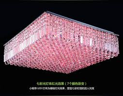 Remote Controlled Chandelier Remote Control Led Ceiling Light Lightings And Lamps Ideas