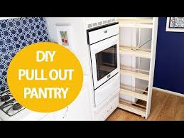 kitchen storage cabinet philippines even if you re renting this diy pull out kitchen storage cabinet will help you organize your kitchen