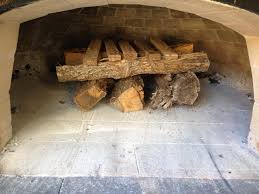 texas oven co how to build a fire in a wood burning oven