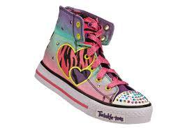 skechers womens light up shoes skechers stars on unbreakable kimmy schmidt footwear news