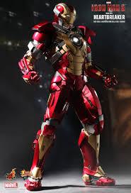 toys iron man 3 heartbreaker mark xvii 1 6th scale