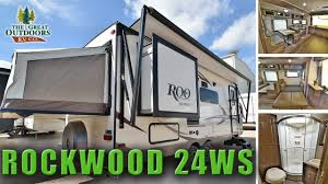 expandable rv floor plans new hybrid expandable rv 2018 rockwood 24ws pop out colorado