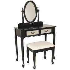 Vanity Mirror With Chair Vanities And Benches Amercian Furniture Warehouse Afw
