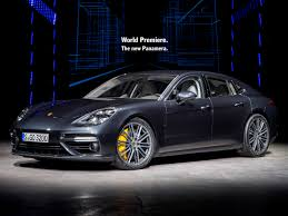 new porsche 4 door 2017 porsche panamera new look signals even more change kelley