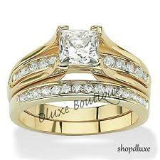gold wedding ring sets engagement wedding ring sets ebay