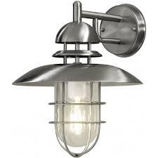 outdoor wall lantern lights konstsmide sorrento single light outdoor wall lantern in stainless