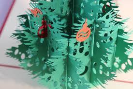 christmas tree pop up christmas lights decoration