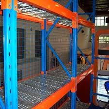 Heavy Duty Steel Shelving by Storage System For Godowns Heavy Duty Shelves Manufacturer From