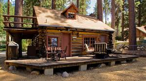 lake tahoe log cabin in zephyr cove youtube
