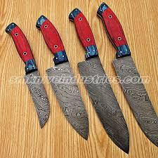 Damascus Kitchen Knives For Sale Best 25 Damascus Steel Kitchen Knives Ideas On Pinterest