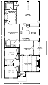 Southern Living Floorplans Lenox Cottage Cottage Living Southern Living House Plans