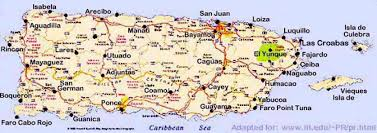Maps Of Puerto Rico by Map Pr Map Holiday Travel Holidaymapq Com