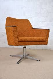 Ebay Armchair 60s Retro Mid Century Easy Chair Armchair Swivel Chair Fauteuil
