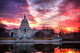 Sunrise at the capitol washington d c travel photographer