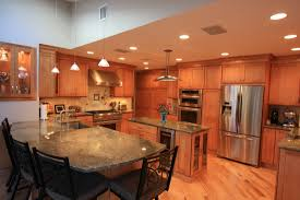 Kitchen Family Room Combo by Kitchens