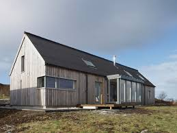 Home Design Architect Husabost The Long House Rural Design Architects Isle Of Skye