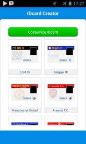 membuat id card bbm id card creator apk download free social app for android apkpure com