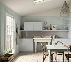 deco maison bord de mer moderniser une cuisine rustique with montagne cuisine décoration