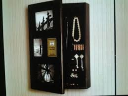 jewelry box photo frame free bnib interiors by design wall hanging jewelry box
