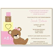 teddy bear baby shower invitations pink teddy bear baby shower images baby shower ideas